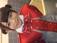 【個人撮影】制服アイドル娘の闇…秘密のフェラチオ♡